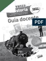 Guía Docente Historia Avanza3