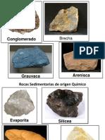 Rocas Sedimentariasss
