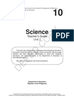 Science 10 Tg Unit 2