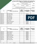 School Form 5 (G5)