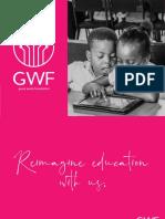 GWF Brand Book