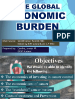 The Global Economic Burden (2)