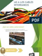 Pruebas en Cables Subterraneos 1