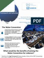 PresentationWaterConvention EstoniaUNECE 11 04