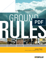 Ground Rules Lesson Plans