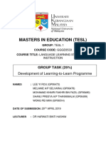 Development of Learning-to-Learn Module Assignment (Group 1).docx