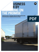 Solutions at a Glance Transport and Logistics