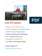 80083896 All Huawei Training Courses Materials
