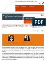 Taxsutra_CBDT's Proposal on Profit Attribution to PEs – Paving New Pathways