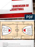 Court dimension of basketball.pptx