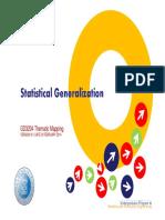 TM 03 StatisticalGeneralization