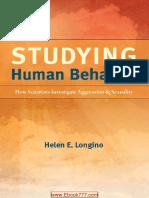 Human Behaviour1