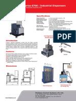 Tech Data Sheet 6700
