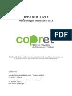 Instructivo POF - POFA para Técnicos