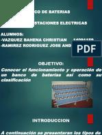 Presentación Banco de Baterias