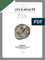 Gorny & Mosch Auktionskatalog 204