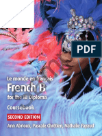 Le Monde French B Student Book