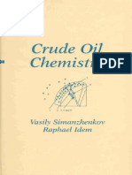 Crude Oil Chemistry No Series