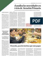 Donostia, para los turistas que más pagan