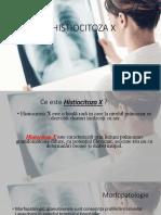 Histiocitoza X