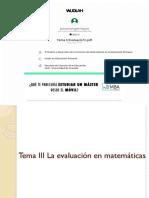 Tema 3 Evaluación