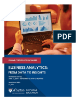 Brochure Wharton Business Analytics 03 May 19 V36