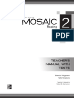 Mosaic 6Ed Level2 Reading TM