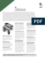 RFD8500 Specification Sheet