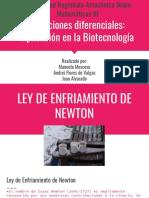 Ecuaciones Diferenciales_ Aplicación en La Biotecnología