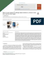 Effect of cetane enhancer on Moringa oleifera biodiesel in a thermal coateddirect injection diesel engine.pdf