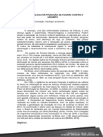 Biotecnologia na produção de vacinas contra Sarampo
