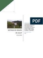 Visita Tecnica Sistema de Diques en Provincia de Jujuy ARG