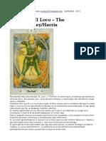 El Loco – the Fool