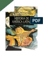 Leslie Bethell - Historia de América Latina Tomo 06