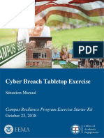Precon WCET CRP ESK Cyber Breach SitMan