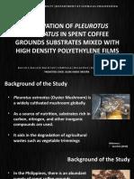 Research Proposal Pleurotus FINAL