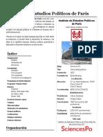 Instituto de Estudios Políticos de París