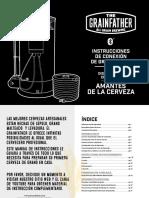 Instrucciones Grainfather Espanol