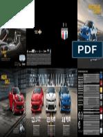 Camaro 2018 Catalogo (1)