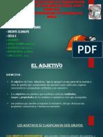 Ciclo II Linguistica