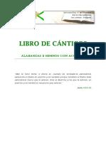 Libro de Cánticos - Alabanzas e Himnos Con Acordes