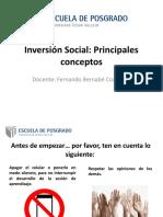 Marco Normativo Del SNIP y Sus Cambios