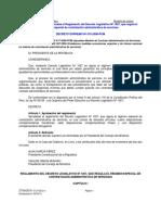 Decreto Supremo075 2008 Pcm