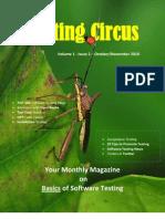 Testing Circus Vol1 Issue2 October/November 2010