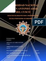 Universidad Nacional de San Antonio Abad Del Cusc2