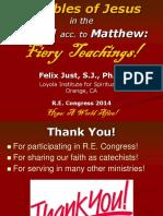 Matthew Parables
