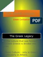 The Greek Legacy