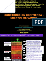 CONST. CON TIERRA - ENSAYO DE CAMPO.ppt