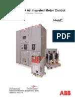 Air Insulated MV Motor Control