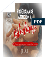 Orientacion Edcuacional a Nivel Universitario